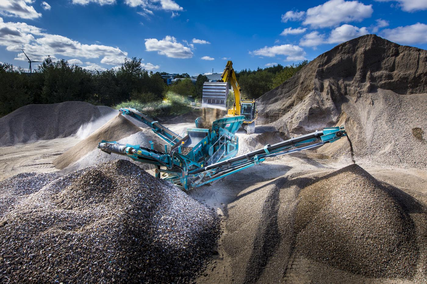 Hellerwald | Recycling & Baustoffe